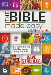 Picture of BIBLE MADE EASY FOR KIDS