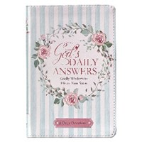 Picture of GODS DAILY ANSWERS A DAILY DEVOTIONAL