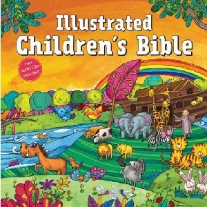 Picture of ILLUSTRATED CHILDRENS BIBLE