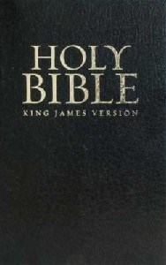Picture of KJV GIFT EDITION BLACK SOFTCOVER IMITATION LEATHER