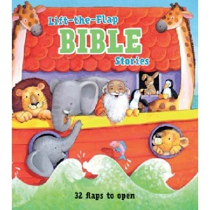 Picture of LIFT THE FLAP BIBLE STORIES