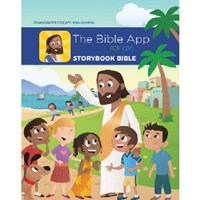 Picture of BIBLE APP FOR KIDS STORYBOOK BIBLE