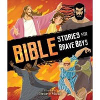 Picture of BIBLE STORIES FOR BRAVE BOYS