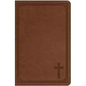 Picture of ESV STANDARD INDEXED BIBLE TAN