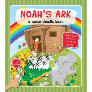 Picture of NOAHS ARK WATER DOODLE BOOK