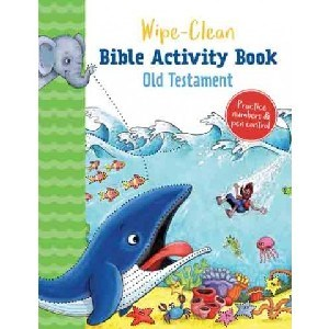 Picture of WIPE CLEAN OLD TESTAMENT STORIES