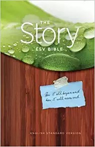 Picture of ESV BIBLE THE STORY