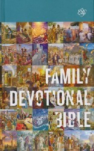Picture of ESV FAMILY DEVOTIONAL BIBLE