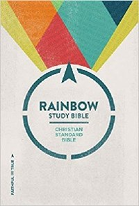 Picture of CSB BIBLE RAINBOW STUDY