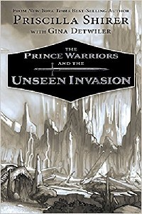 Picture of PRINCE WARRIORS AND THE UNSEEN INVASION
