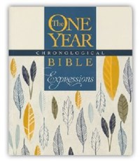 Picture of NLT ONE YEAR CHRONOLOGICAL EXPRESSION BIBLE S/C