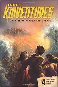 Picture of BIBLE KIDVENTURES STORIES OF DANGER AND COURAGE