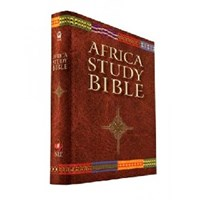 Picture of NLT AFRICA STUDY BIBLE H/B