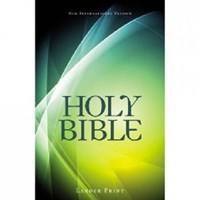 Picture of NIV BIBLE LARGER PRINT P/B
