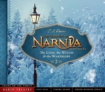 Picture of NARNIA #2 LION THE WITCH AND THE WARDROBE  AUDIO
