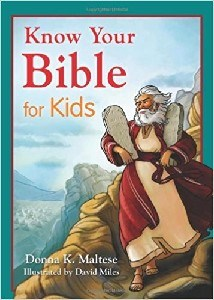 Picture of KNOW YOUR BIBLE FOR KIDS