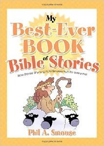 Picture of MY BEST EVER BOOK OF BIBLE STORIES
