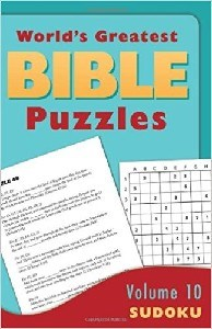 Picture of WORLDS GREATEST BIBLE PUZZLES VOL10