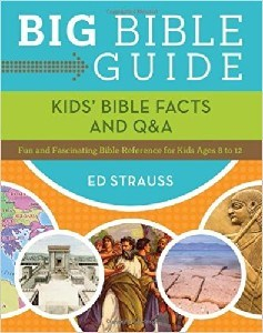 Picture of BIG BIBLE GUIDE KIDS BIBLE FACTS AND Q & A