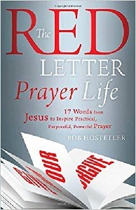 Picture of RED LETTER PRAYER LIFE