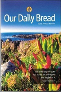 Picture of OUR DAILY BREAD 2018