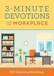 Picture of 3 MINUTE DEVOTIONS FOR THE WORKPLACE