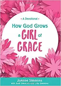 Picture of HOW GOD GROWS A GIRL OF GRACE