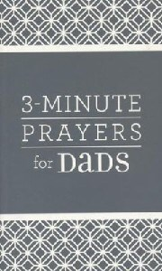 Picture of 3 MINUTE PRAYERS FOR DADS