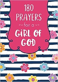 Picture of 180 PRAYERS FOR A GIRL OF GOD