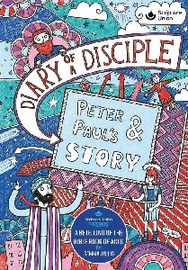 Picture of DIARY OF A DISCIPLE PETER AND PAULS STORY