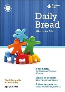 Picture of DAILY BREAD APR-JUN 2018