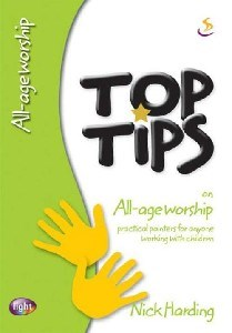 Picture of TOP TIPS ALL AGE WORSHIP