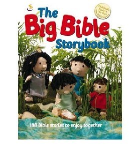 Picture of BIG BIBLE STORYBOOK