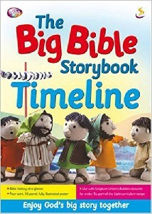 Picture of TIMELINE LIGHT BIG BIBLE STORY
