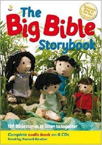 Picture of BIG BIBLE STORYBOOK AUDIO BK