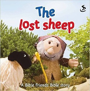 Picture of LOST SHEEP BOARDBOOK