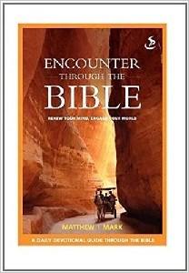 Picture of ENCOUNTER THROUGH THE BIBLE MA