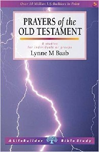 Picture of LBS PRAYERS OF THE OLD TESTAMENT