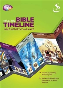 Picture of TIMELINE BIBLE NEW