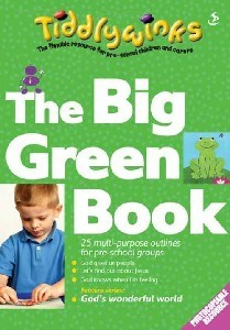 Picture of TIDDLYWINKS BIG GREEN BK