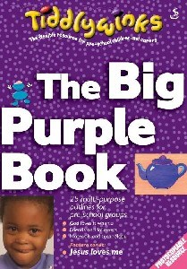 Picture of TIDDLEWINKS BIG PURPLE BOOK
