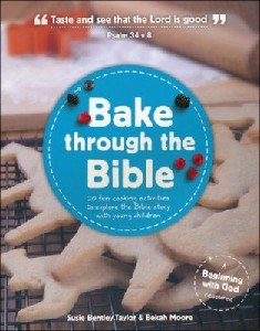 Picture of BAKE THROUGH THE BIBLE