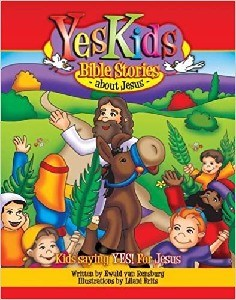 Picture of YESKIDS BIBLE STORIES ABOUT JESUS
