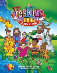 Picture of YESKIDS BIBLE WITH CD
