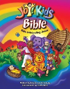 Picture of JOYKIDS BIBLE HC + CD