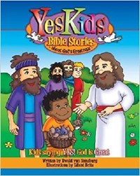Picture of YESKIDS BIBLE STORIES ABOUT GODS GREATNESS