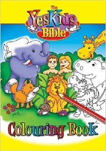 Picture of YESKIDS BIBLE COLOURING BOOK
