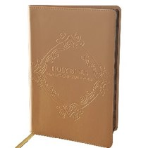 Picture of NIV BIBLE STANDARD ROSE GOLD INDEX