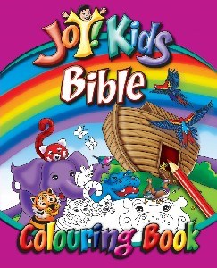 Picture of JOYKIDS BIBLE COLOURING BOOK