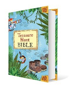 Picture of TREASURE HUNT BIBLE